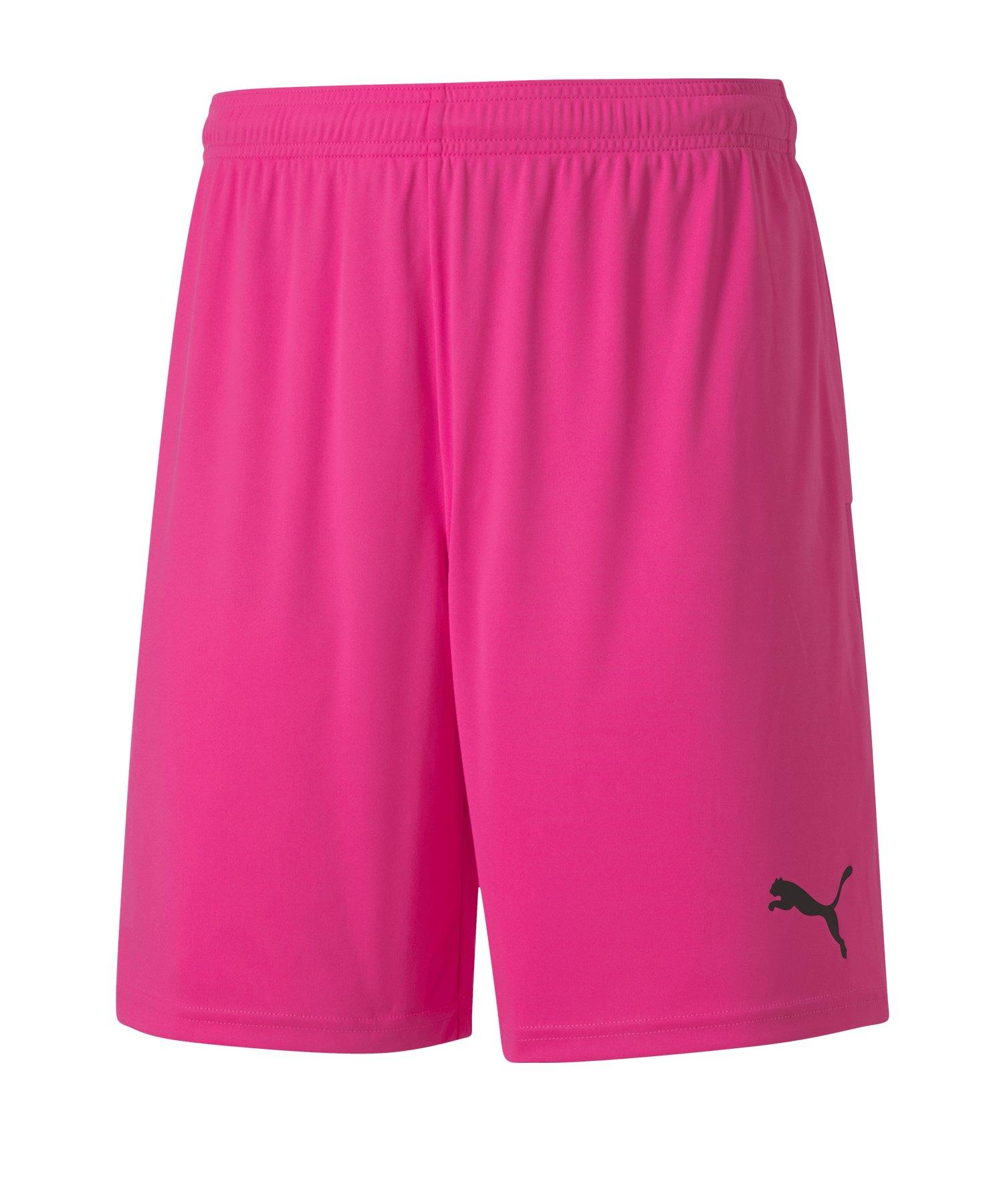 PUMA teamGOAL 23 Knit Short Pink F25 - pink