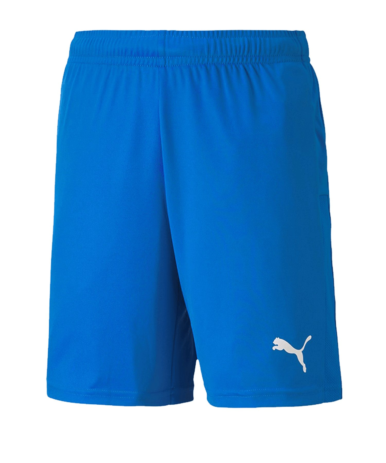 PUMA teamGOAL 23 Knit Short Kids Blau F02 - blau
