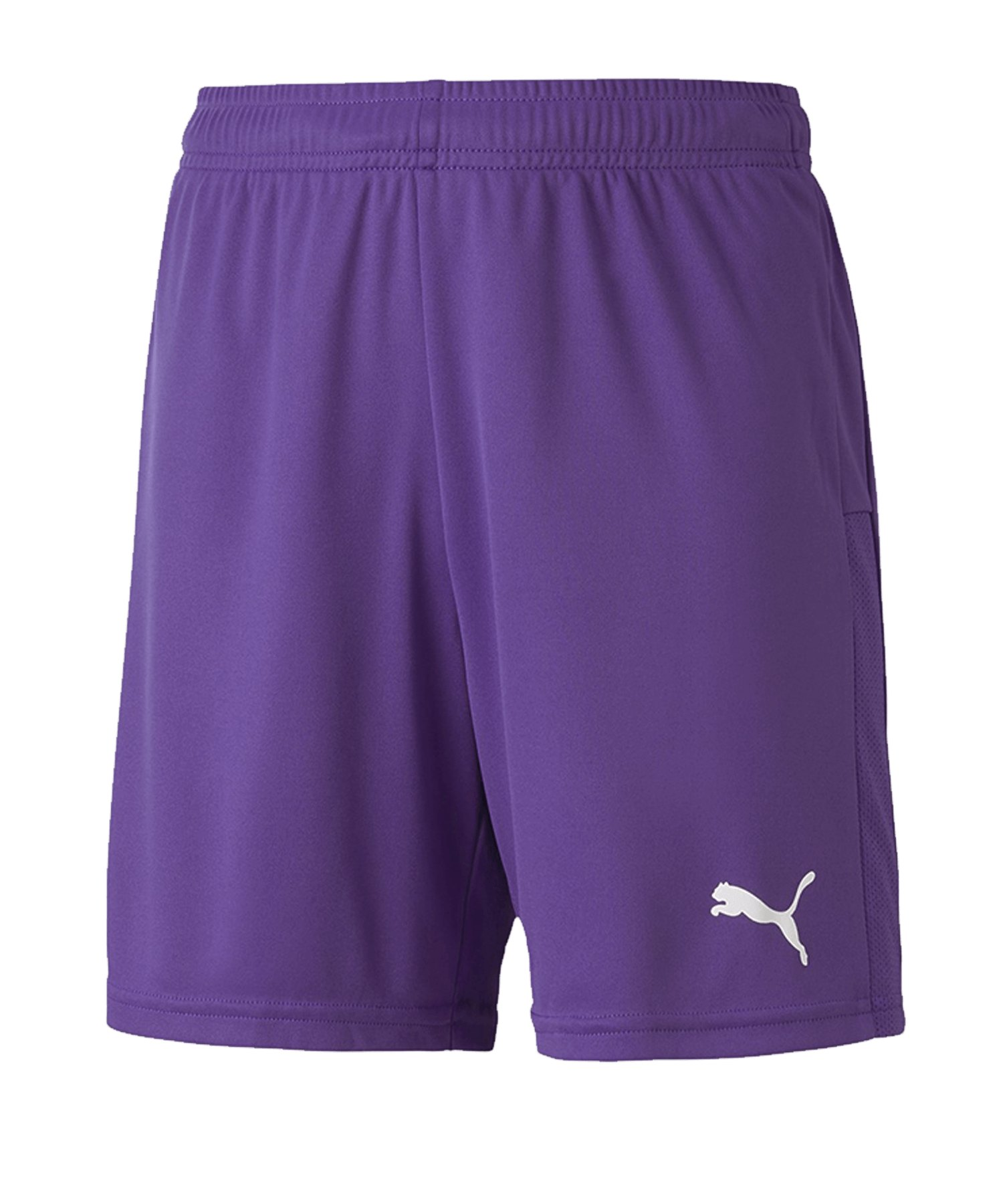 PUMA teamGOAL 23 Knit Short Kids Lila F10 - lila