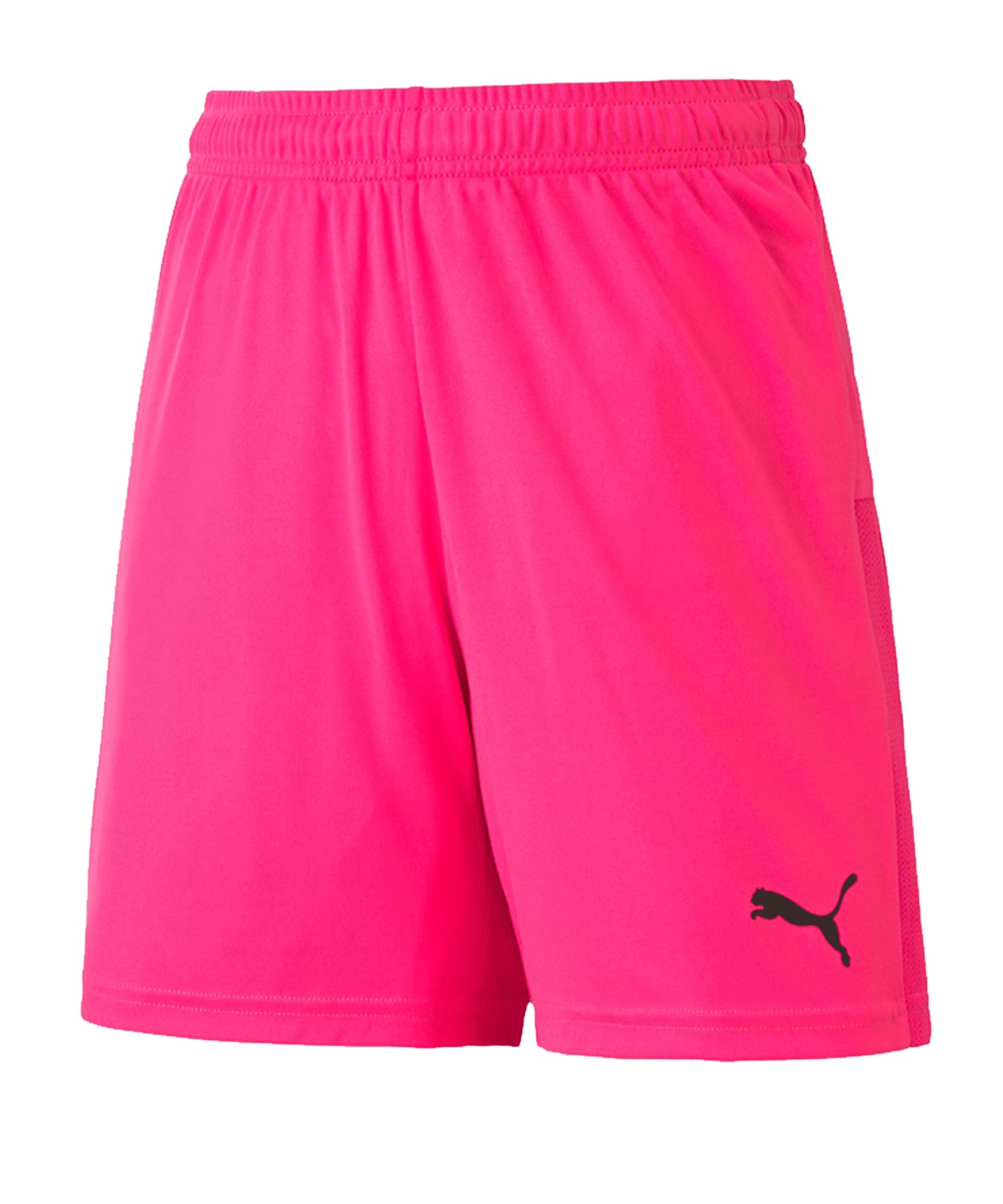 PUMA teamGOAL 23 Knit Short Kids Pink F25 - pink