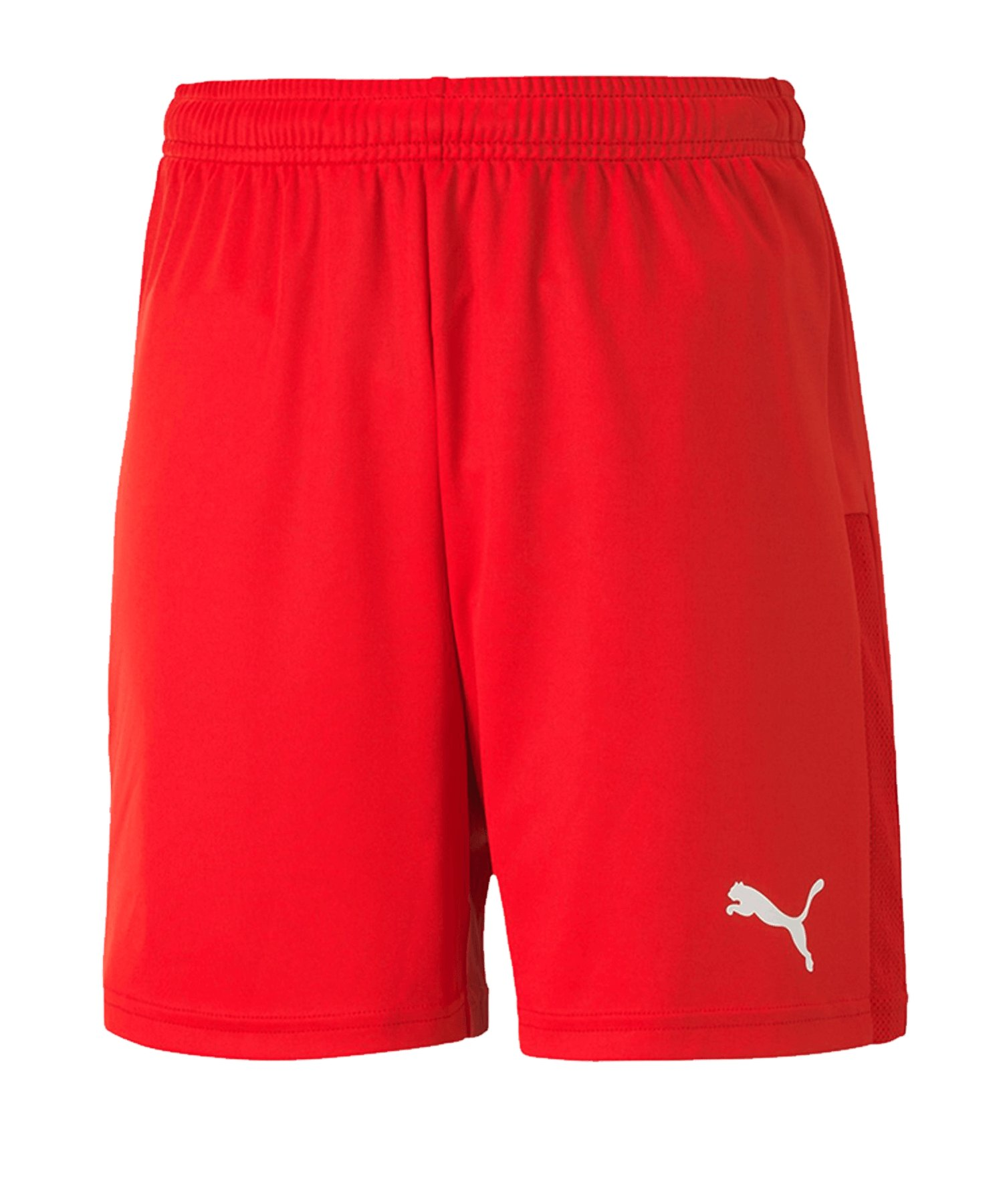 PUMA teamGOAL 23 Knit Short Kids Rot F01 - rot