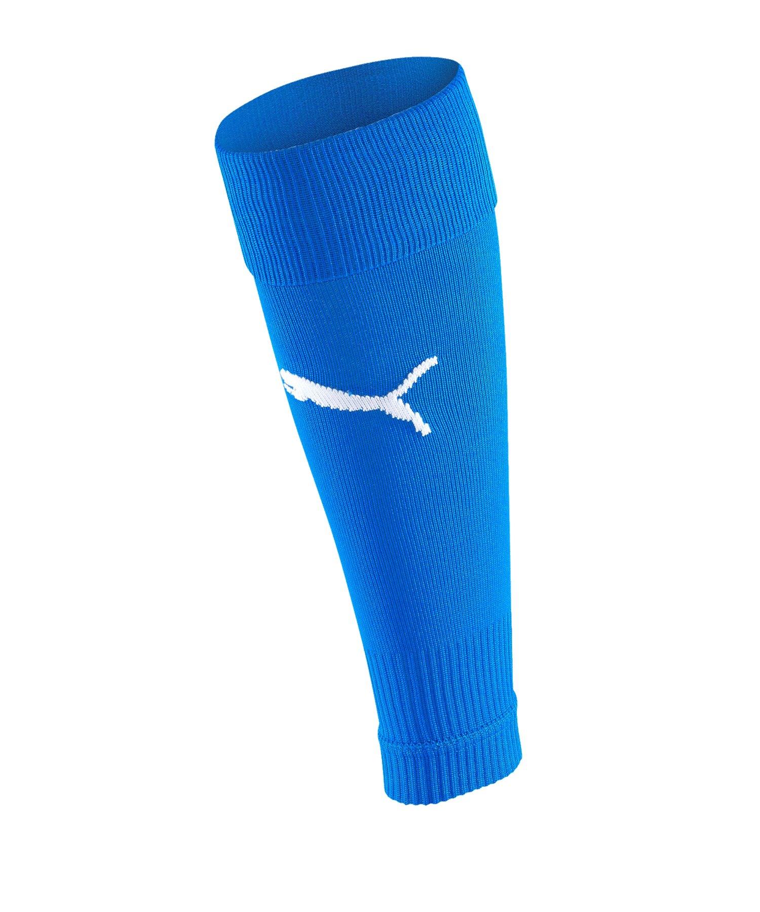 PUMA teamGOAL 23 Sleeve Socks Blau F02 - blau