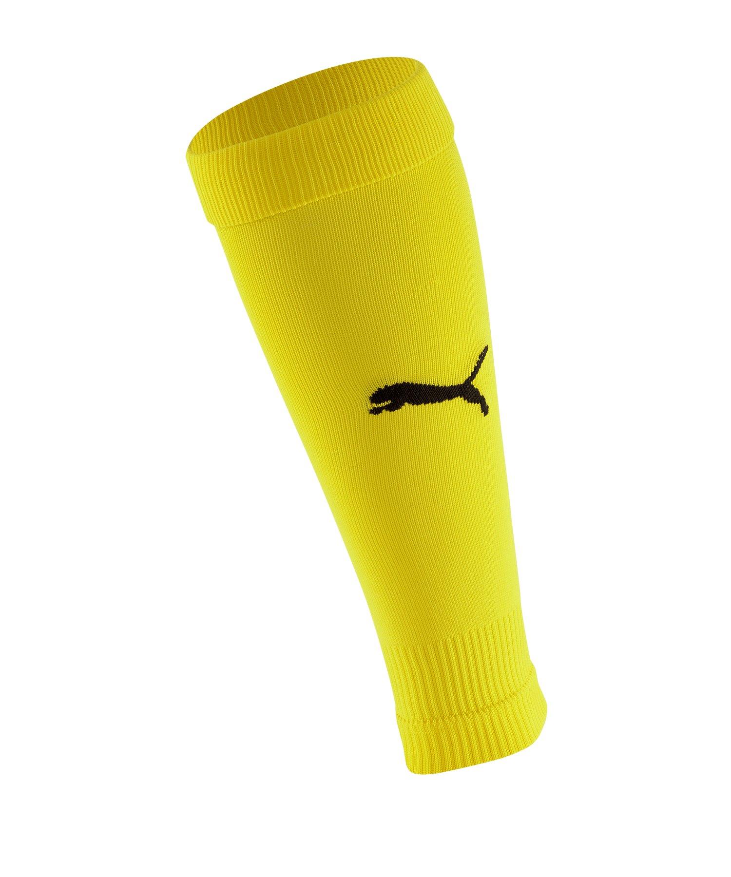 PUMA teamGOAL 23 Sleeve Socks Gelb F07 - gelb