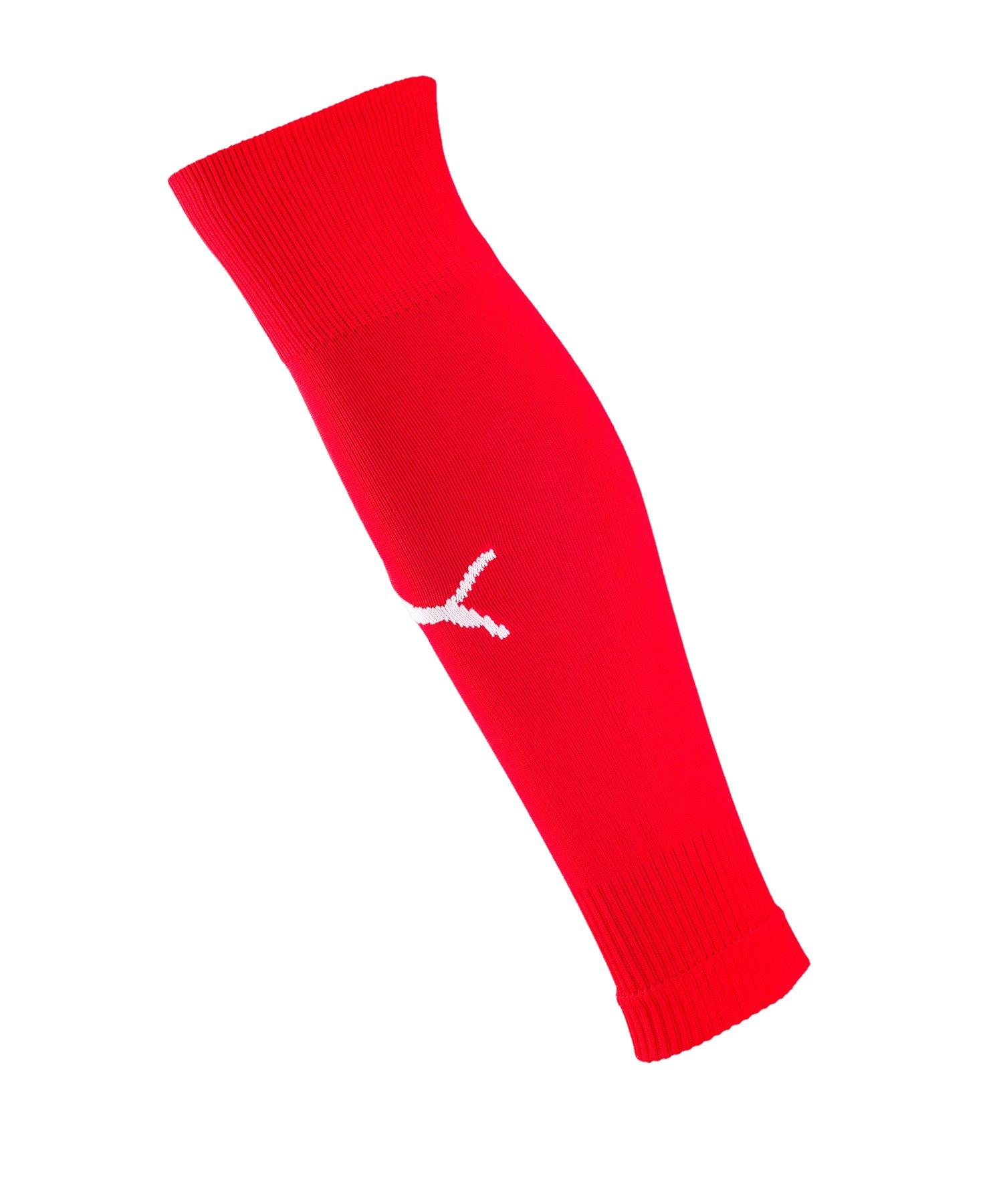 PUMA teamGOAL 23 Sleeve Socks Rot F01 - rot