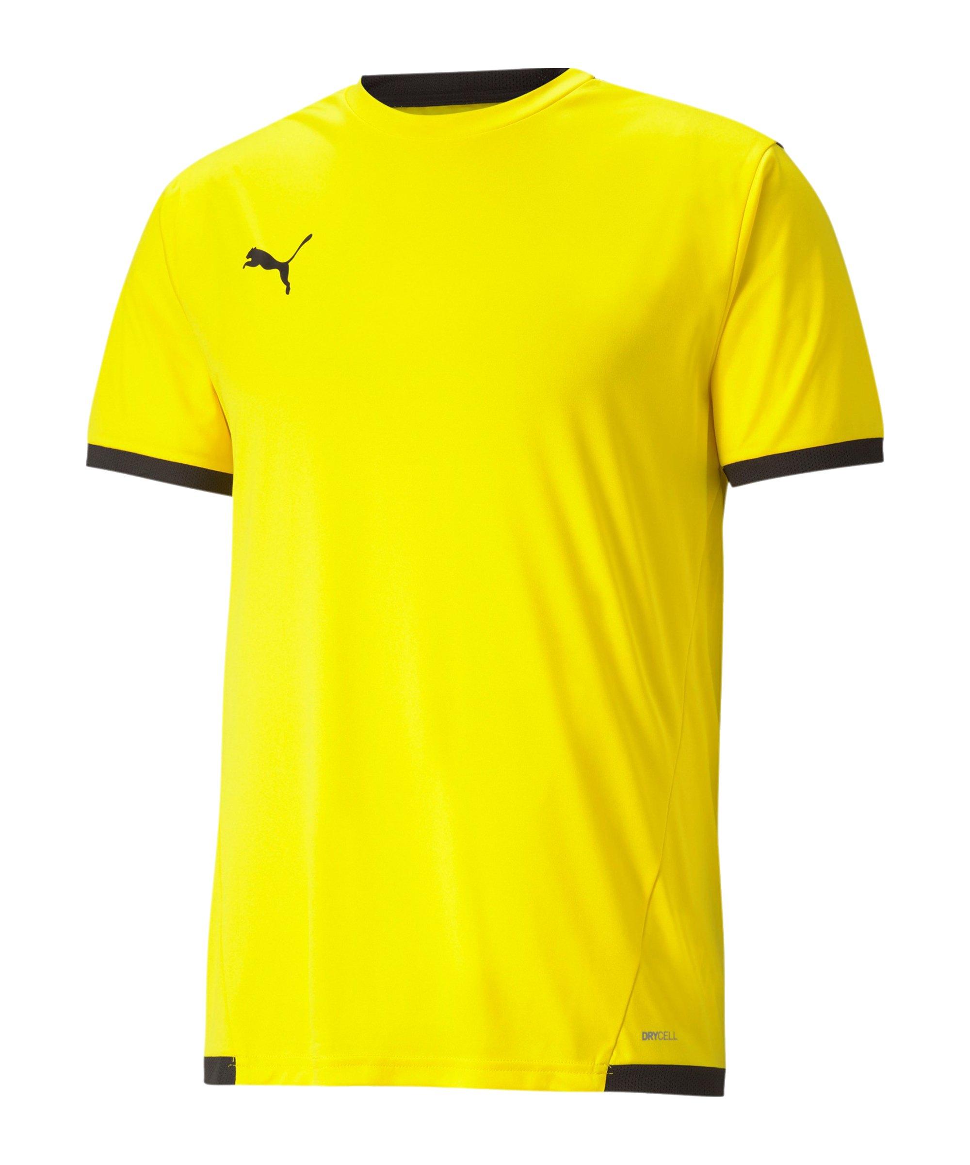 PUMA teamLIGA Trikot Gelb F07 - gelb