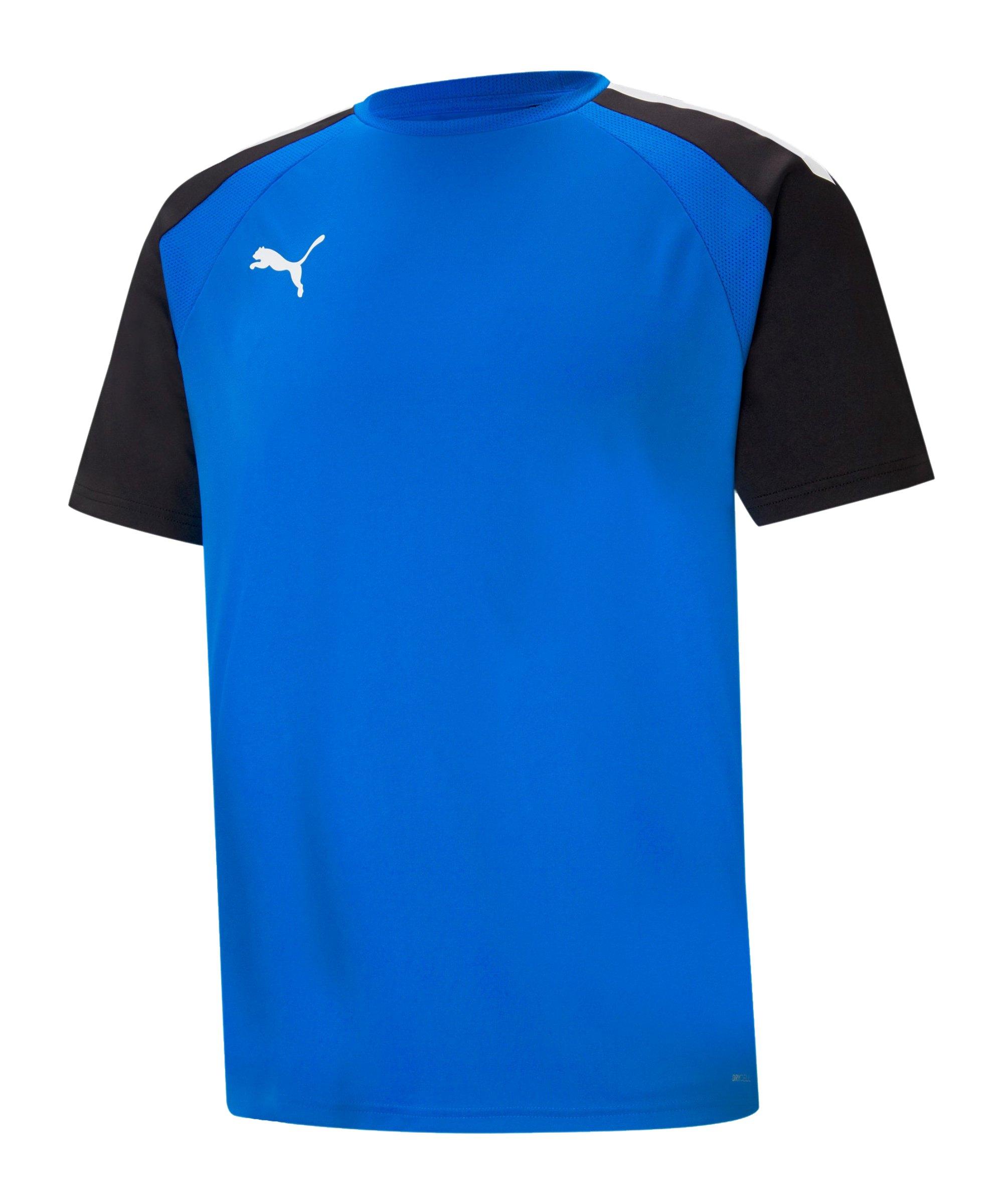 PUMA teamPacer Trikot Blau F02 - blau