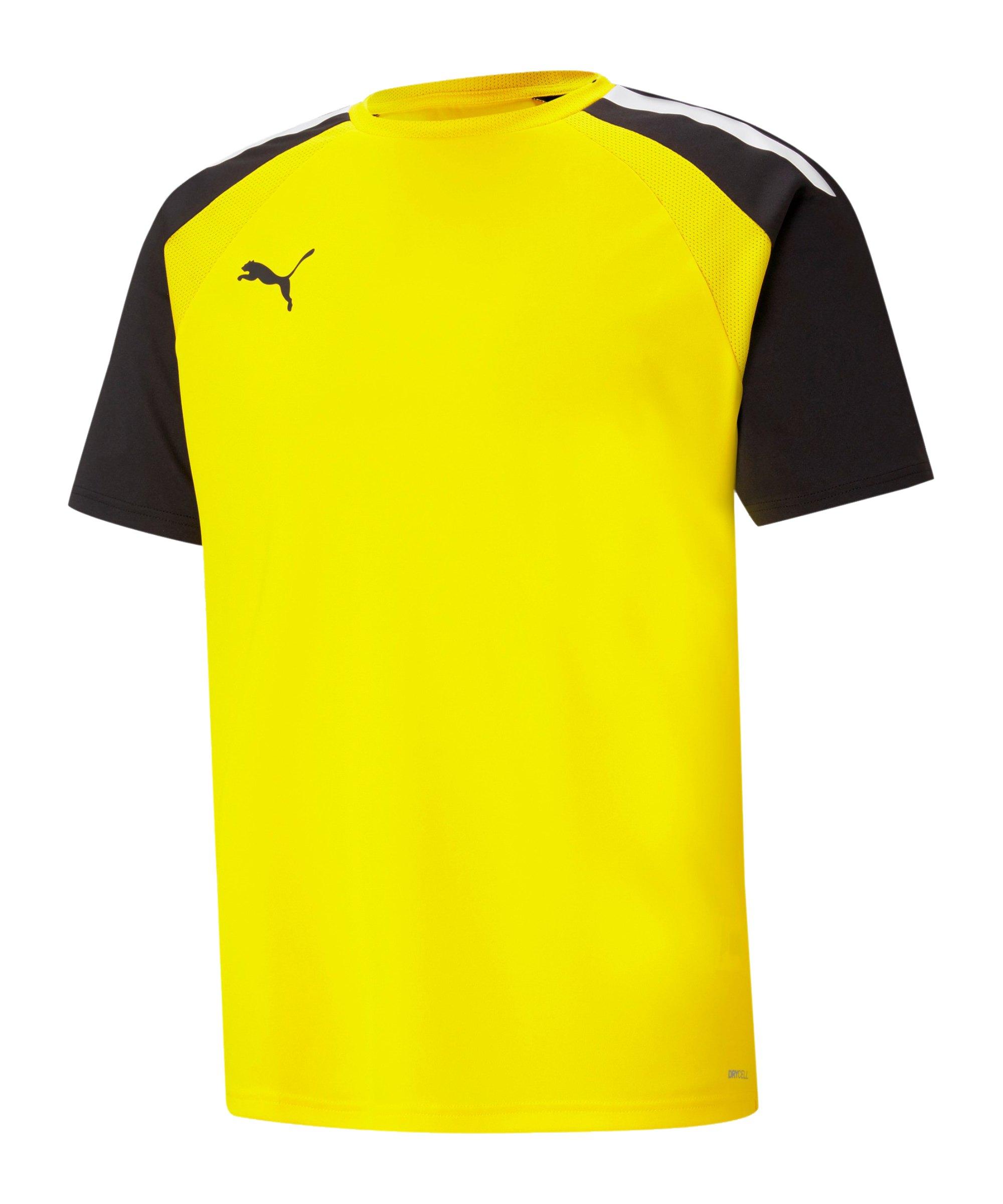PUMA teamPacer Trikot Gelb F07 - gelb