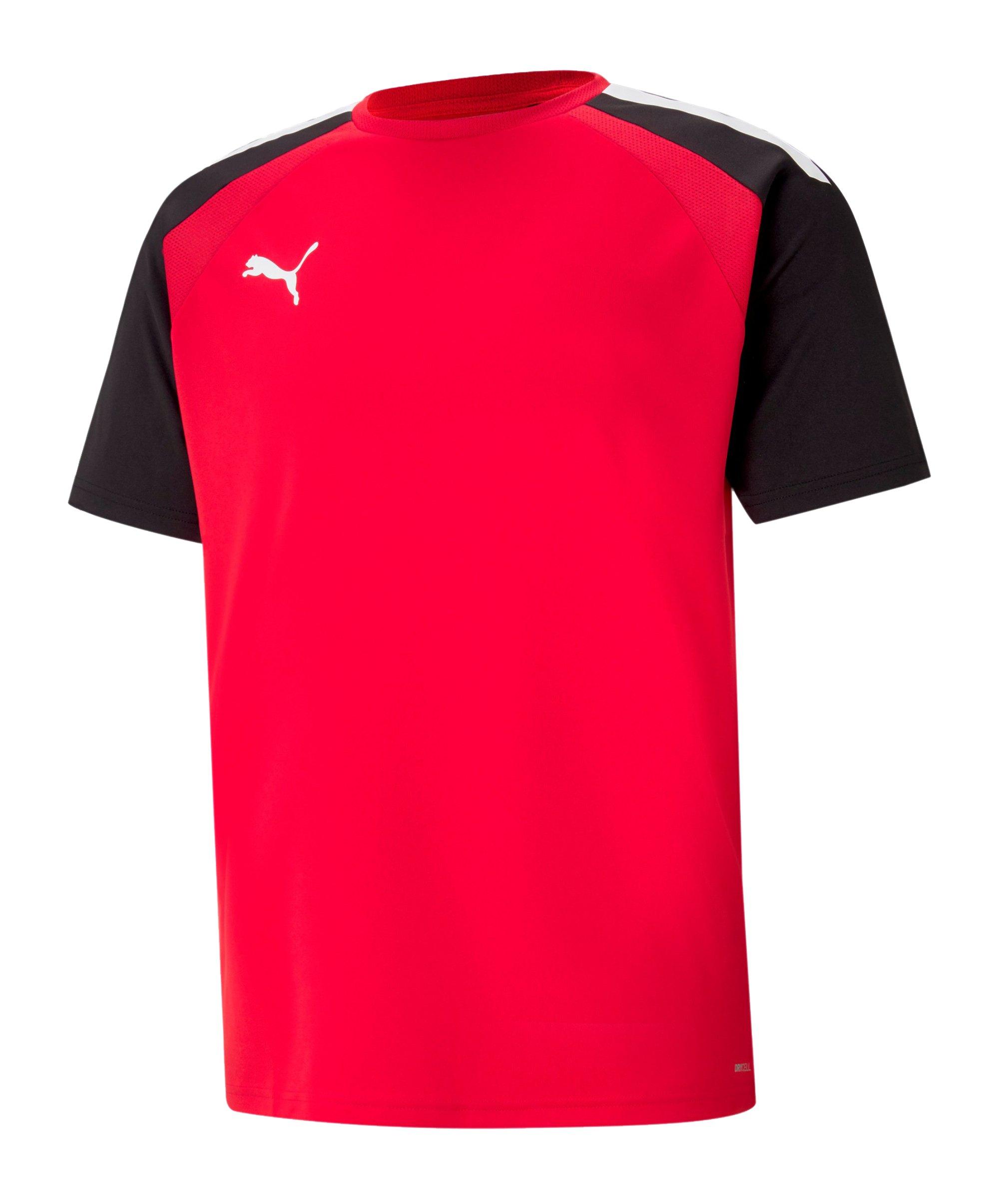 PUMA teamPacer Trikot Rot F01 - rot