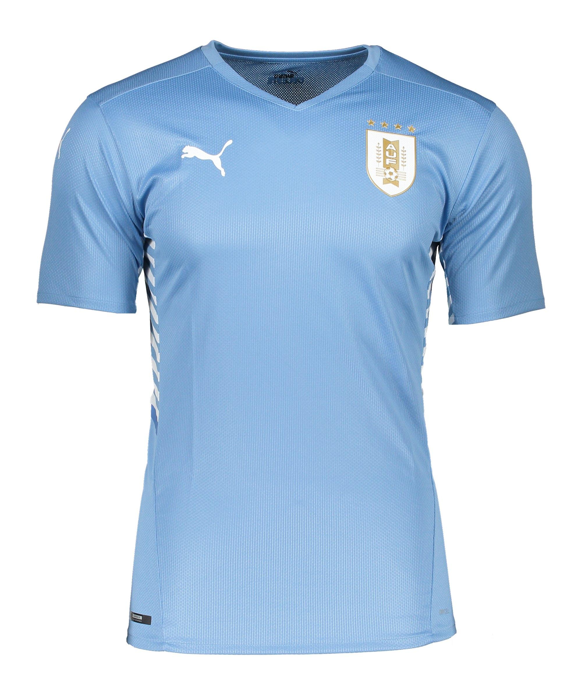 PUMA Uruguay Trikot Home Copa America 2021 Blau F01 - blau