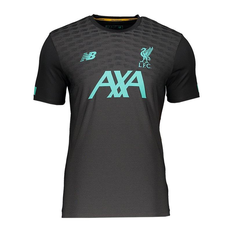 New Balance FC Liverpool Pre Game Shirt F12 - schwarz