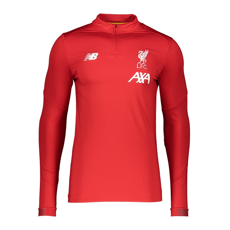 New Balance FC Liverpool OnPitch Langarmshirt F4 - rot