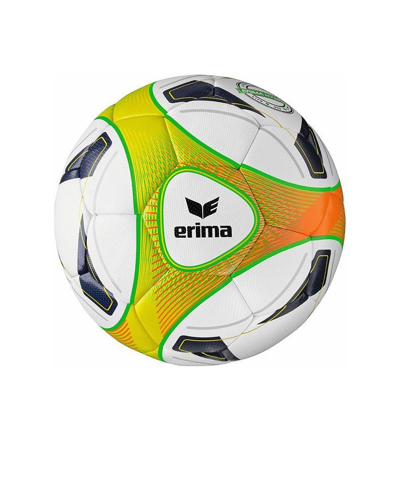 Erima Fussball Hybrid Lite 350 Gramm Gr.4 Weiss - weiss