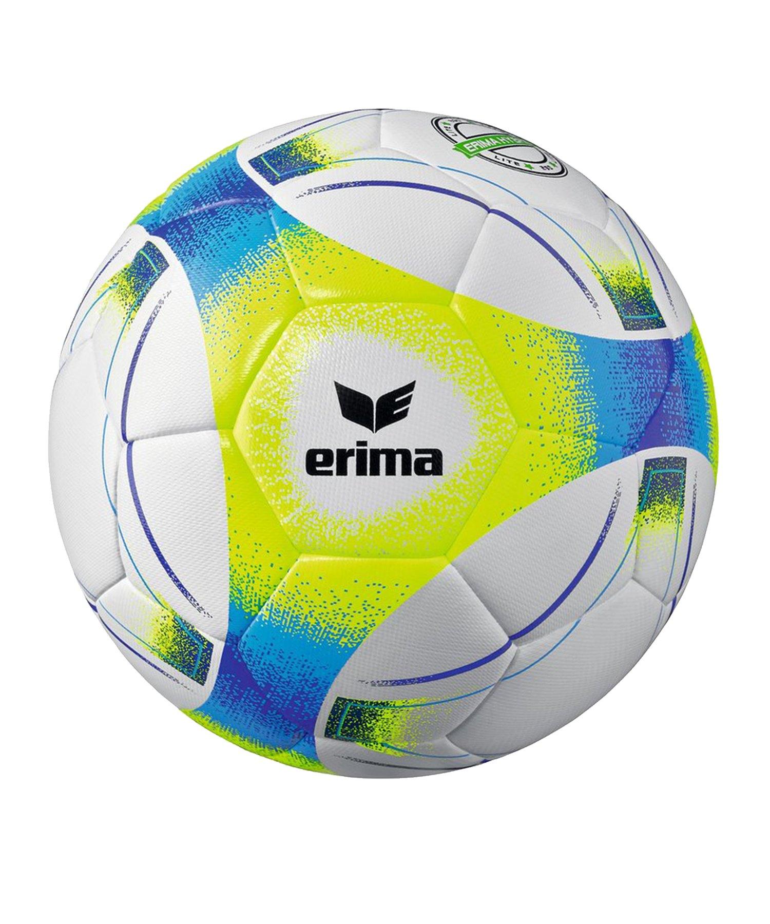 Erima ERIMA Hybrid Lite 290 Gr. 4 Gelb Blau - Gelb
