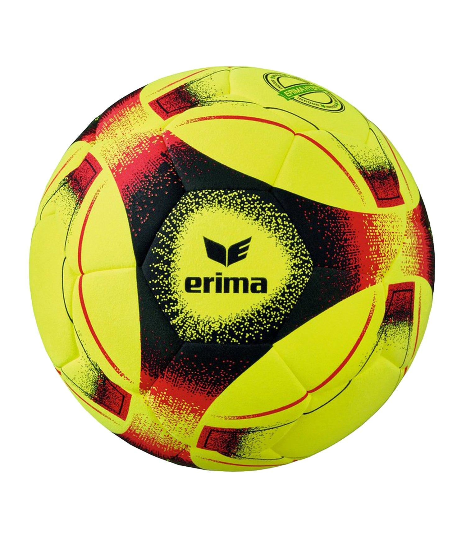 Erima ERIMA Hybrid Indoor Gr.4 Gelb Rot - Gelb