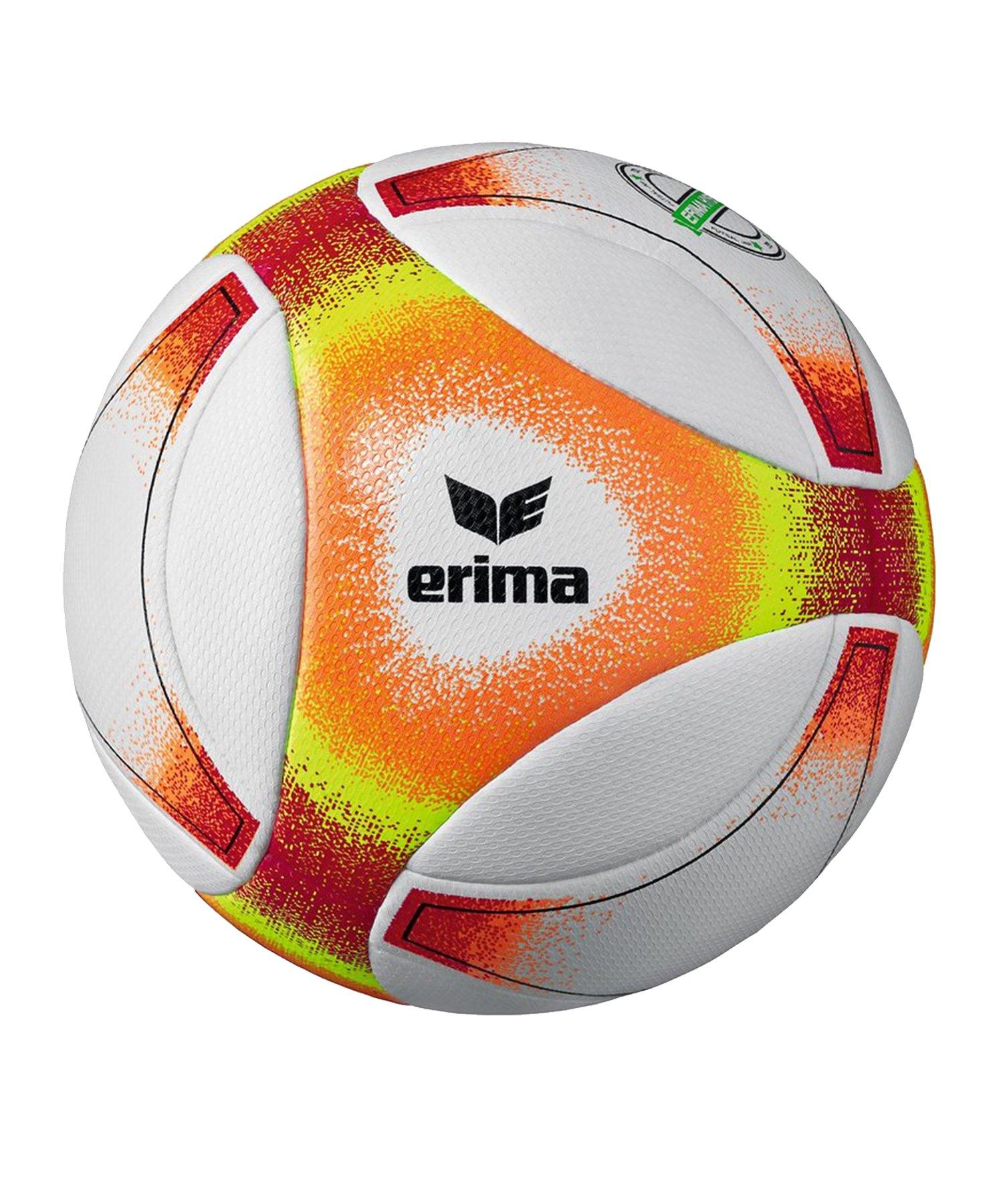 Erima ERIMA Hybrid Futsal JR 310 Gr.4 Orange Gelb - Orange