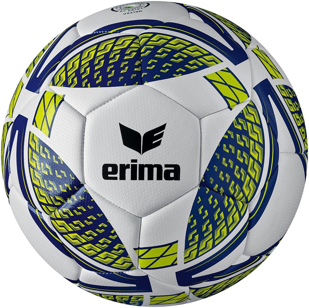Erima Senzor Fussball 430 Gramm Gr. 5 Blau - blau