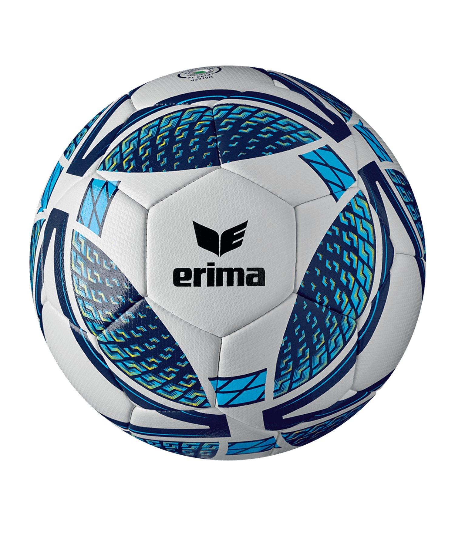 Erima Senzor Trainingsball 430 Gramm Gr. 5 Blau - blau