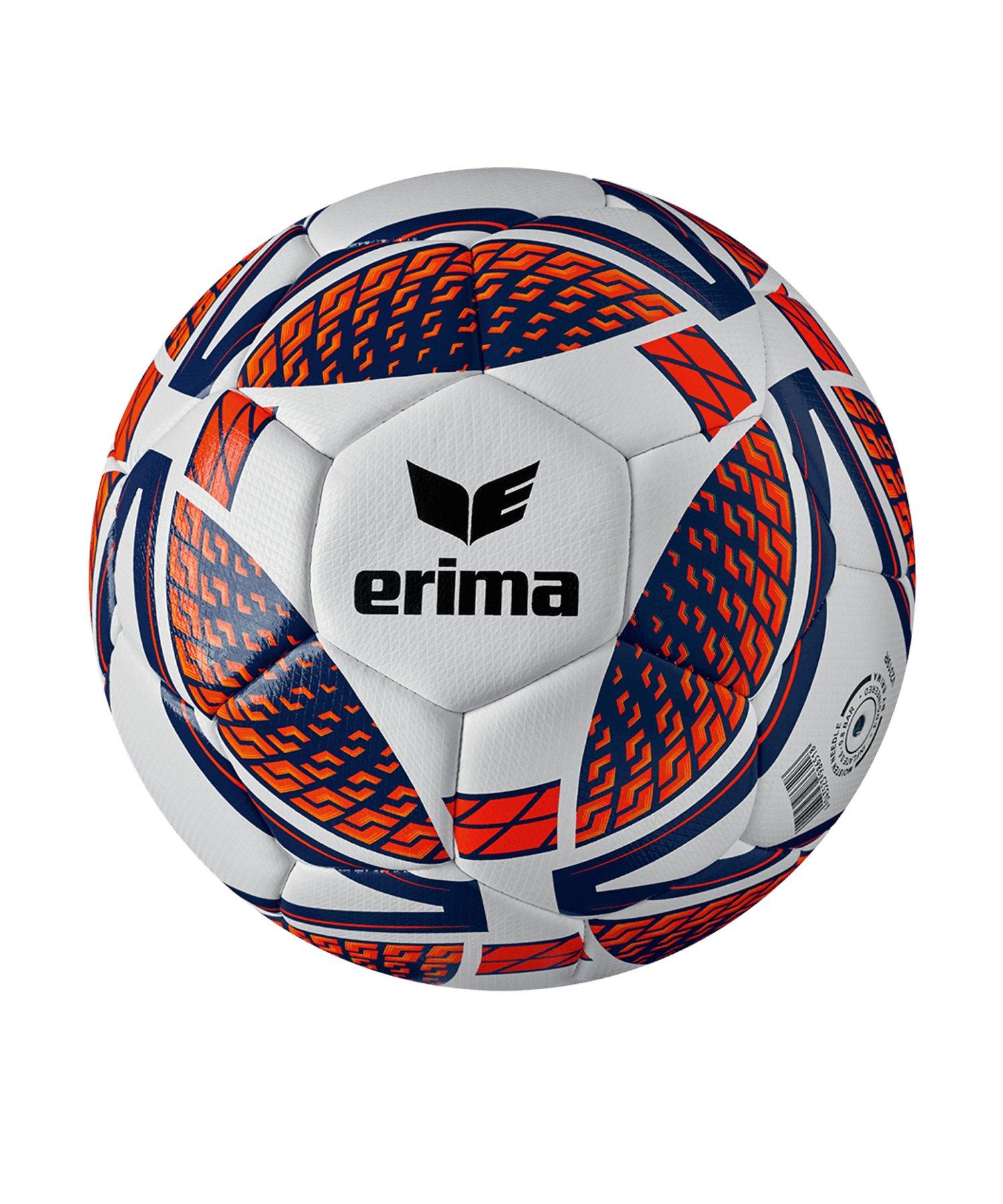 Erima Senzor Lightball 350 Gramm Gr. 4 Blau - blau