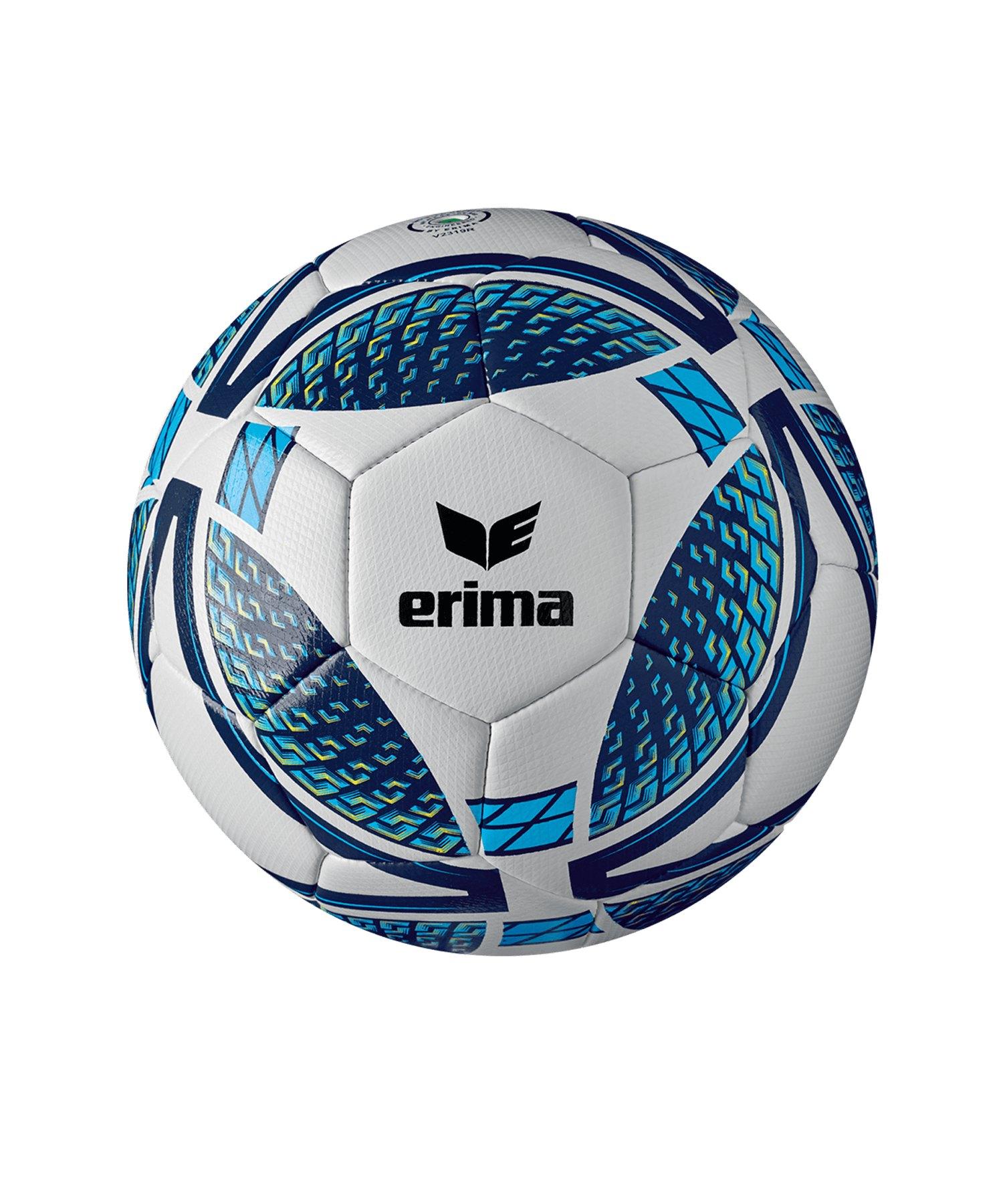 Erima Senzor Lightball 290 Gramm Gr.3 Blau - blau