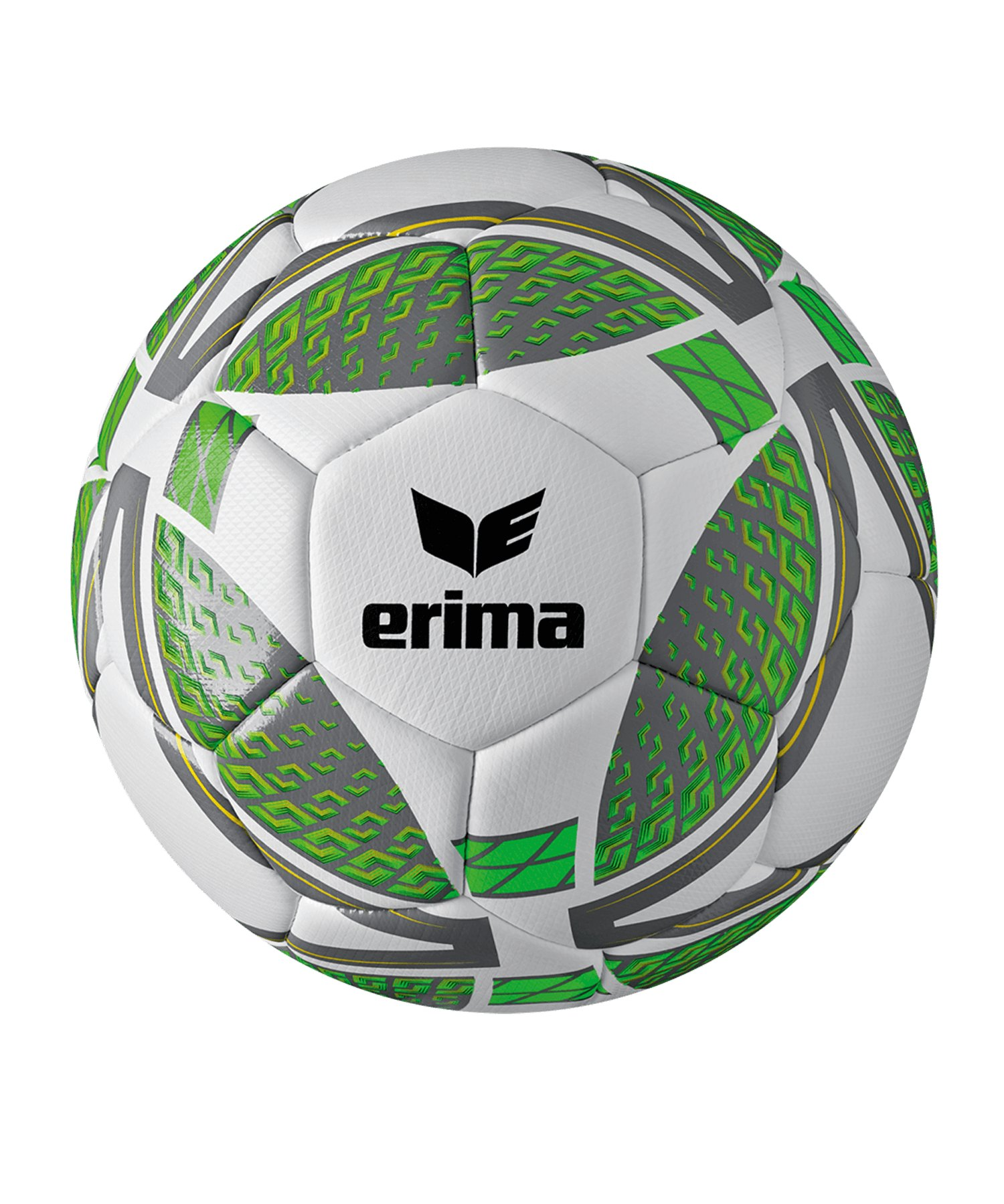 Erima Senzor Lightball 350 Gramm Gr. 5 Grau Grün - grau