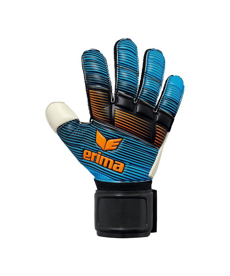 Erima Skinator Training RF TW-Handschuh Blau - blau