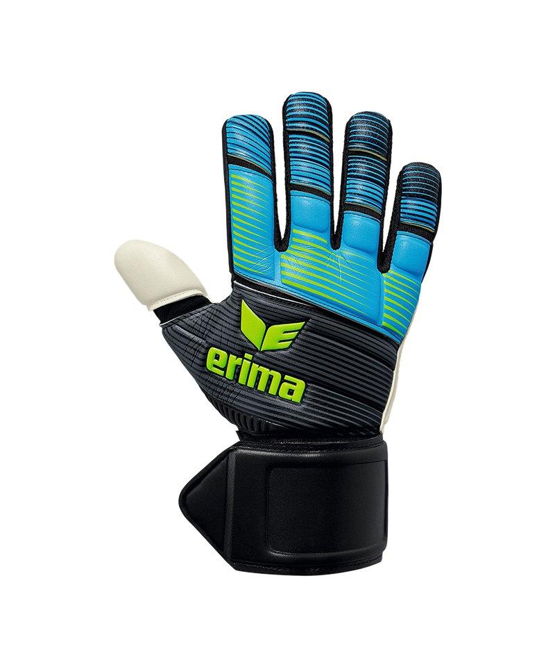 Erima Skinator Match NF TW-Handschuh Schwarz - schwarz