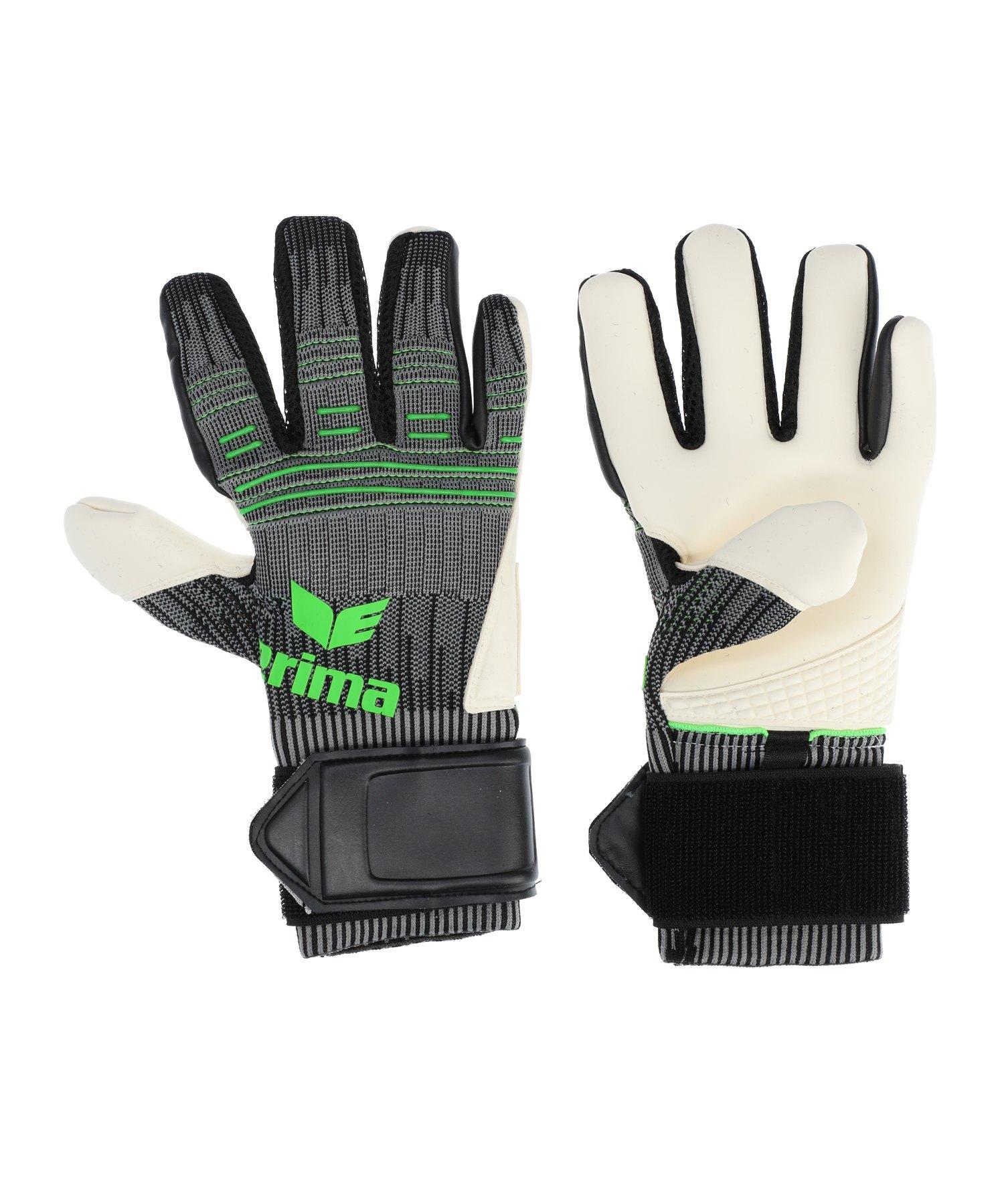 Erima Flexinator Ultra Knit TW-Handschuh Grau - grau