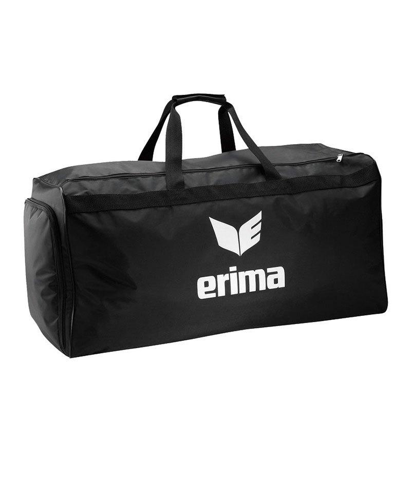 Erima Trikot Mannschafts Tasche XL Schwarz - schwarz