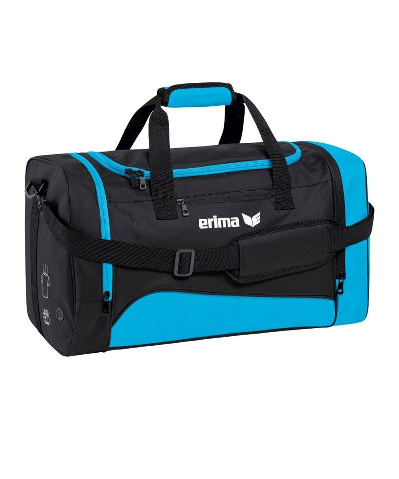 Erima Sportsbag Club 1900 2.0 Gr.S Hellblau - blau