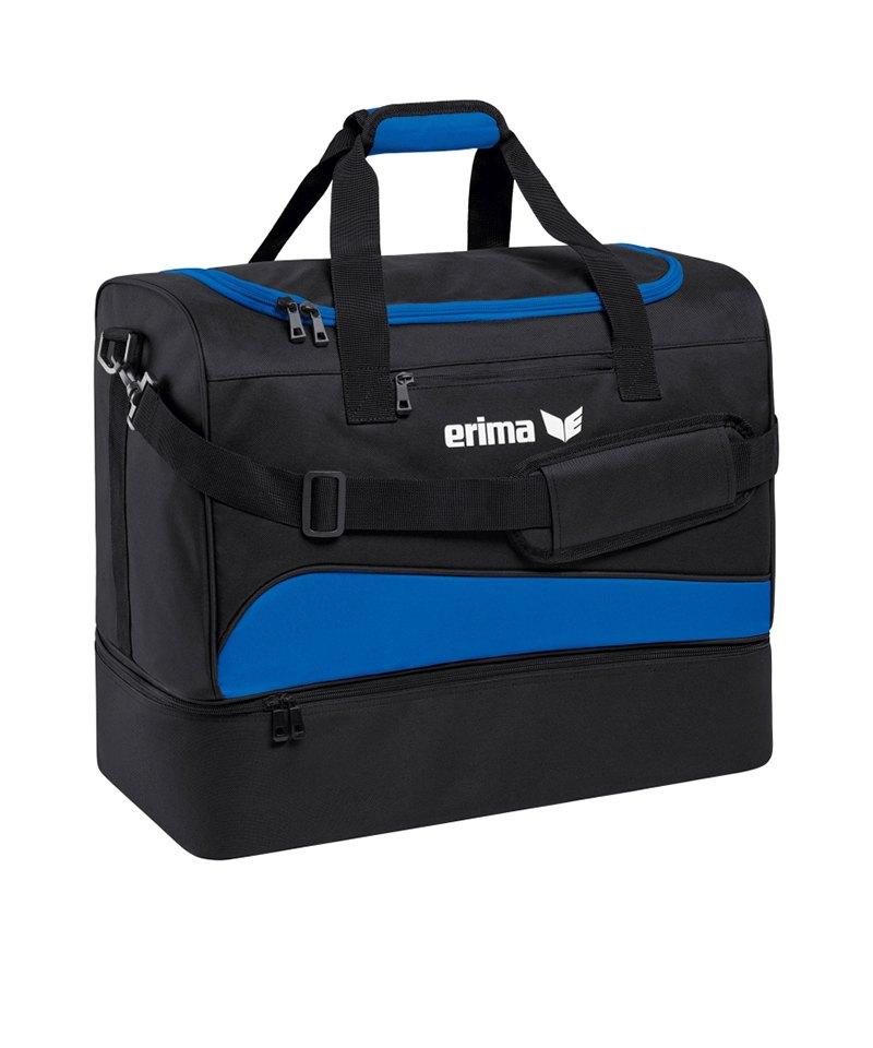 Erima Bottom Case Bag Club 1900 2.0 Gr.M Blau - blau
