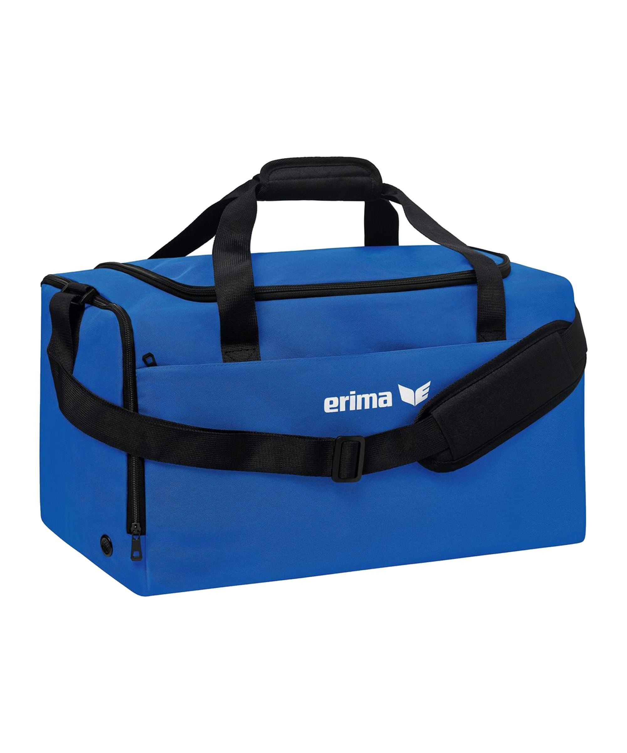Erima TEAM Sporttasche Gr.L Blau - blau