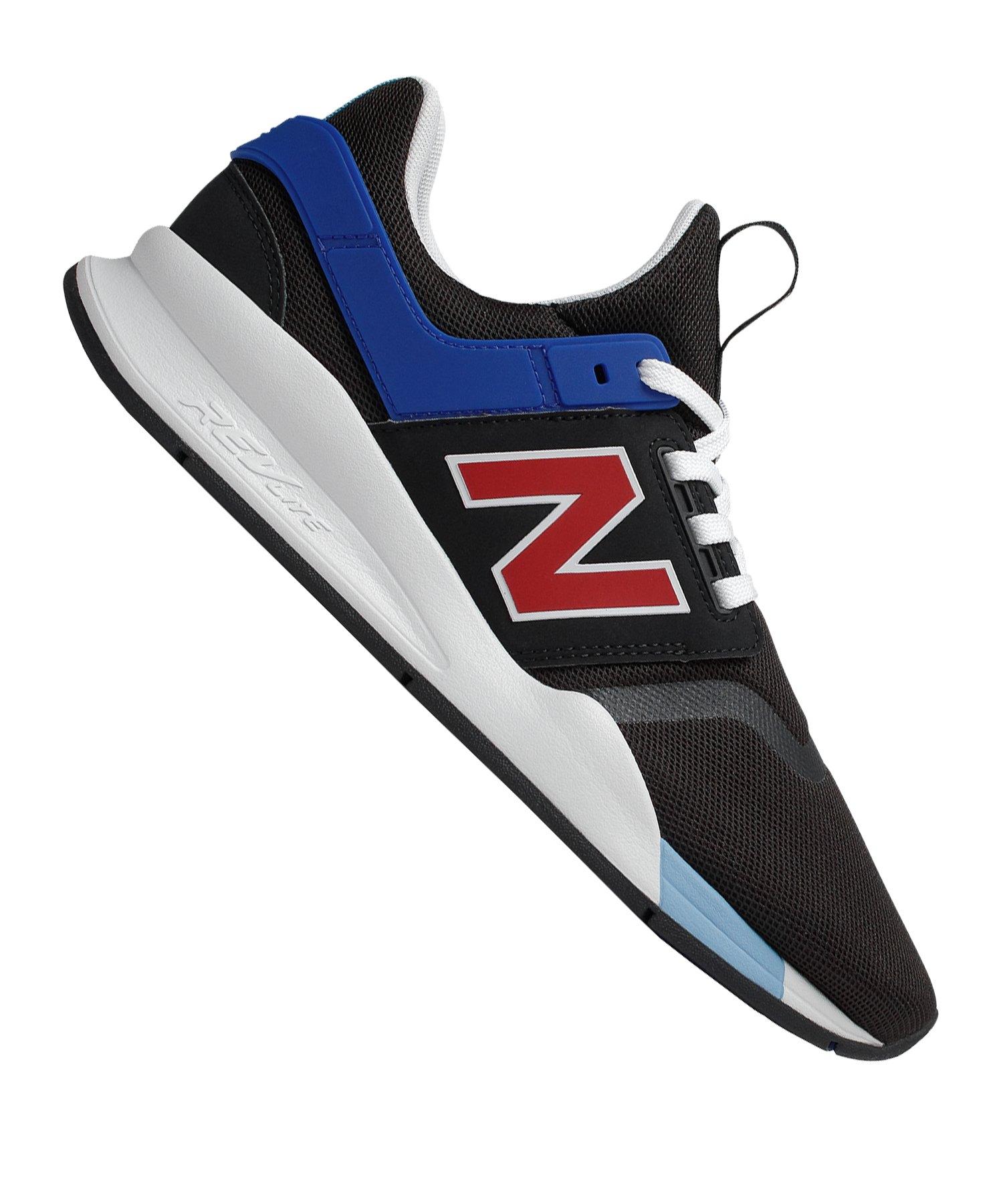New Balance MS247 Sneaker Schwarz F008 - schwarz