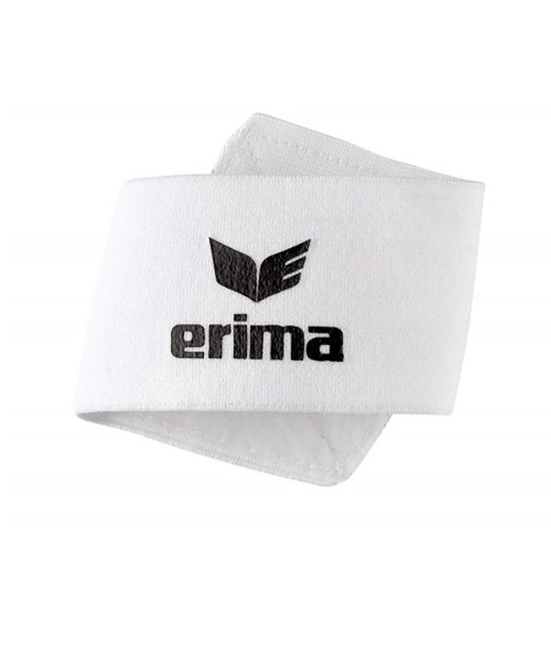 Erima Schienbeinschonerhalter Guard Stays Weiss - weiss