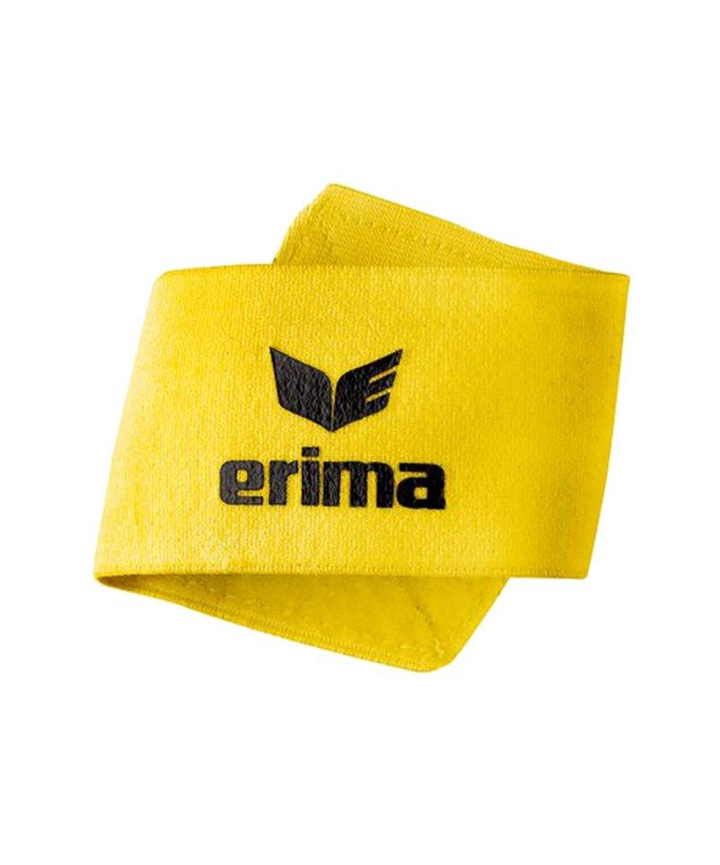 Erima Schienbeinschonerhalter Guard Stays Gelb - gelb