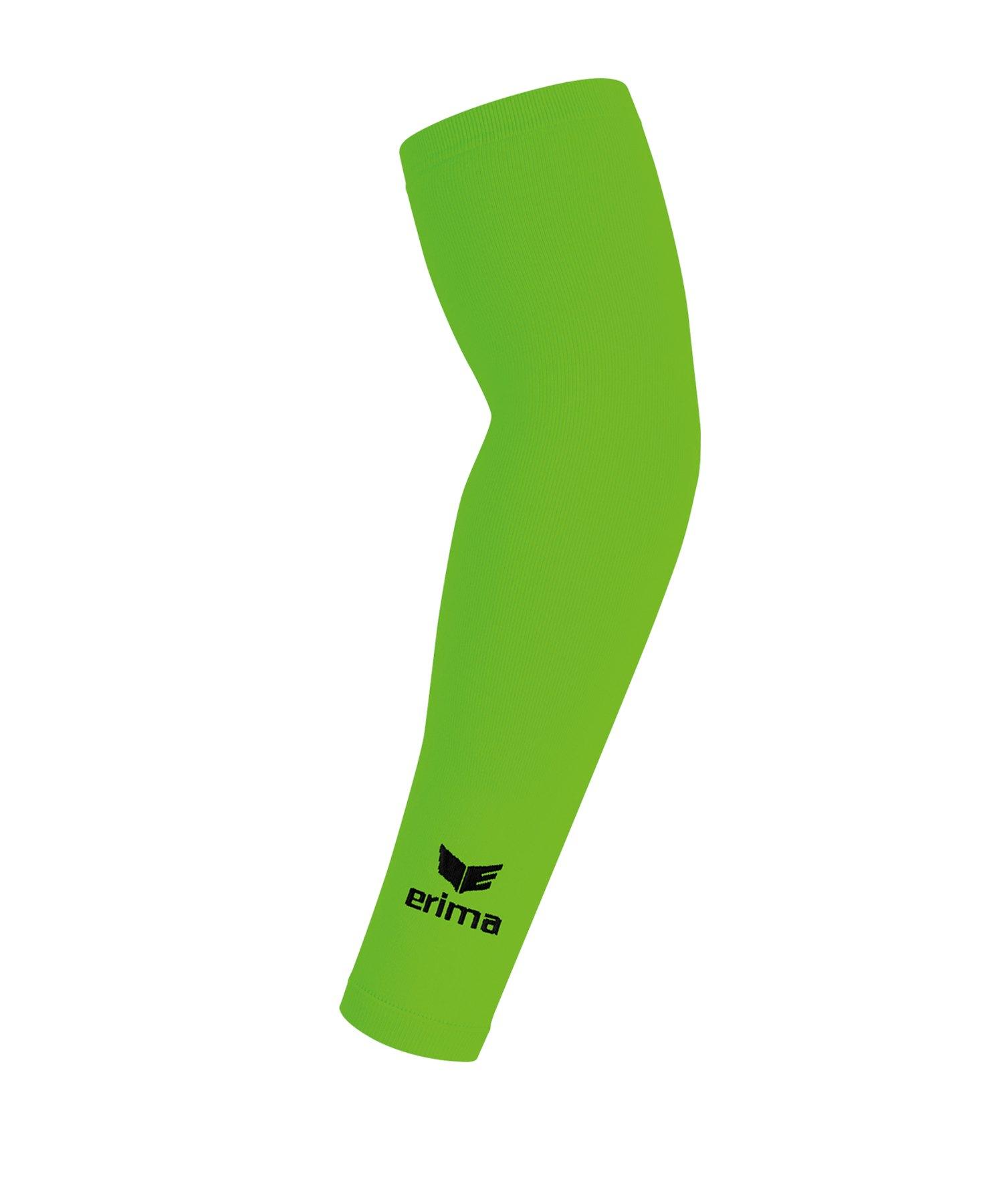 Erima Armsleeves Armstulpen Grün - gruen