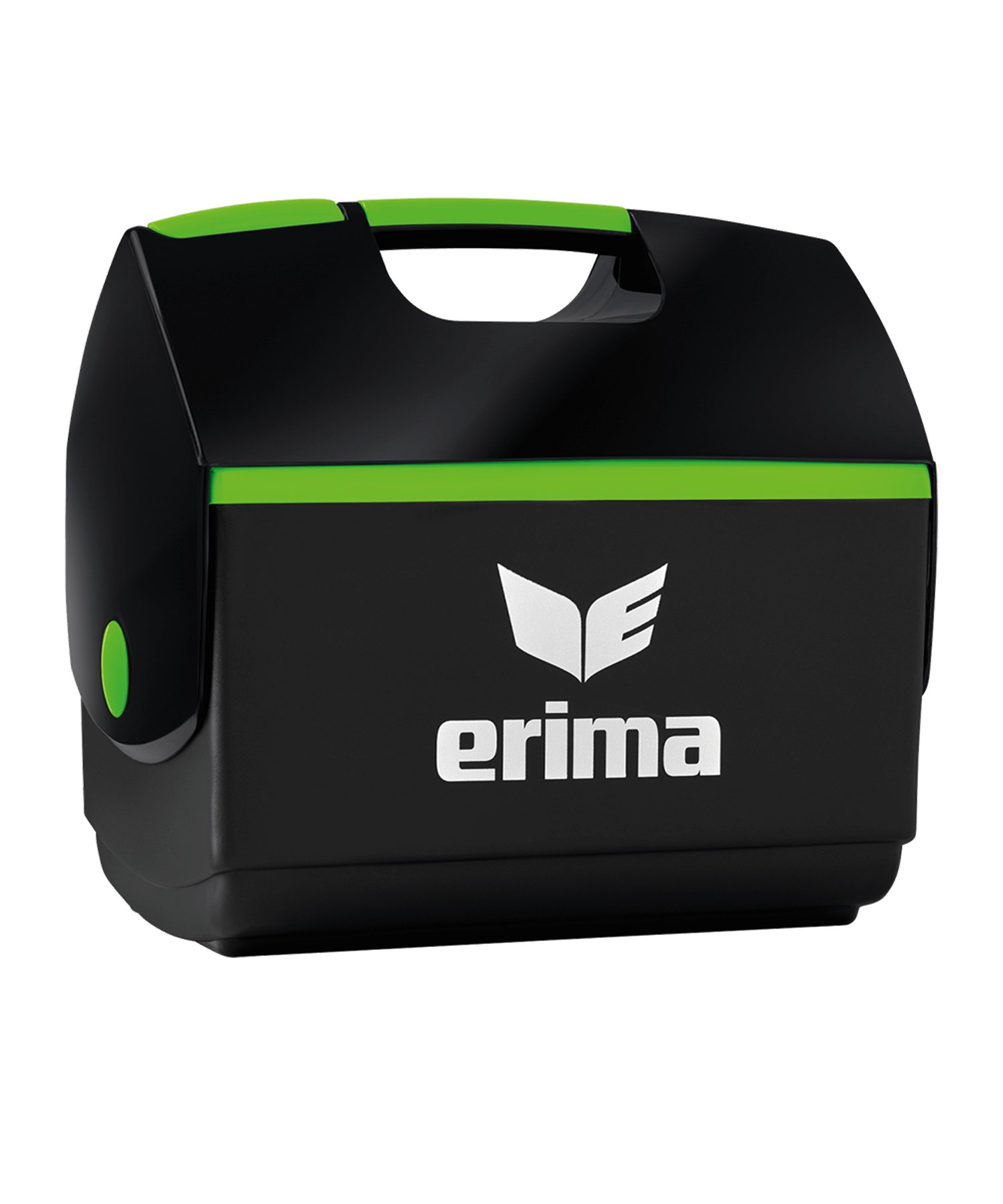 Erima Eisbox 10l Schwarz Grün - schwarz