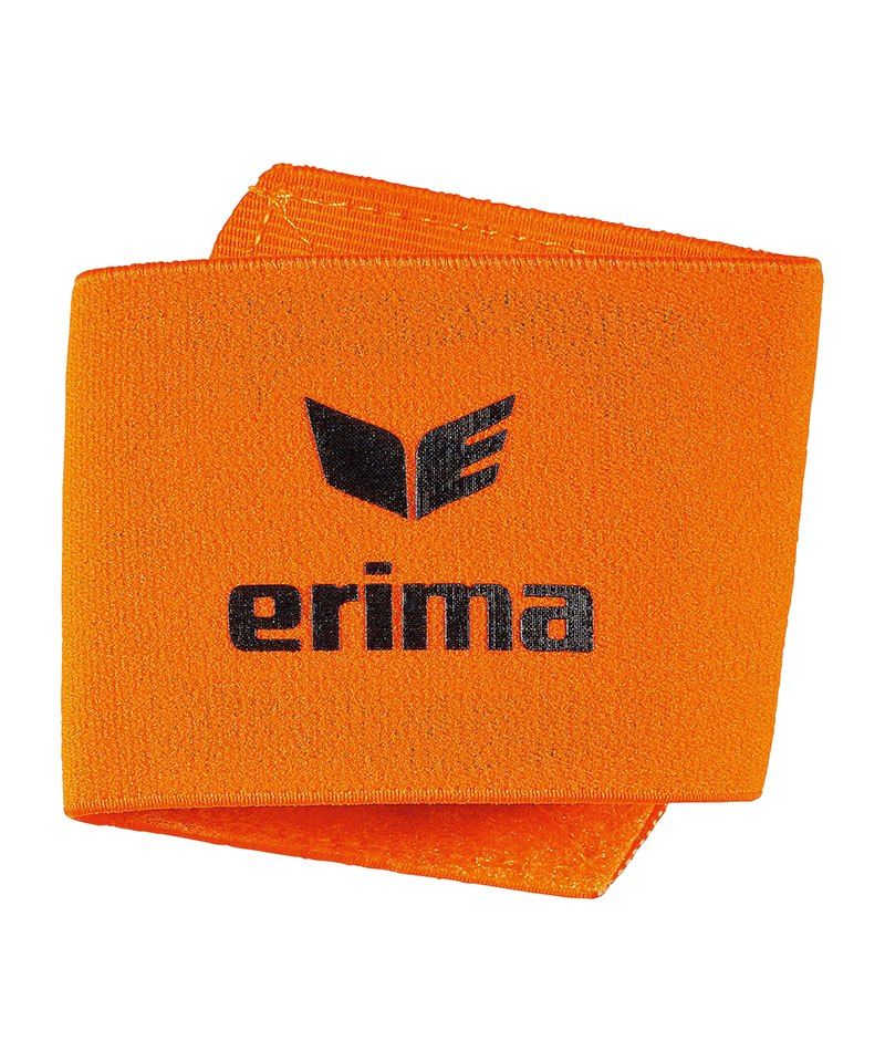 Erima Schienbeinschonerhalter Guard Stays Orange - orange