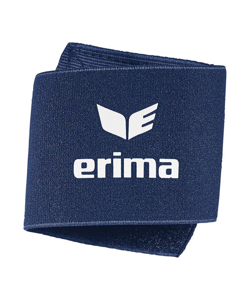 Erima Schienbeinschonerhalter Guard Stays Blau - blau
