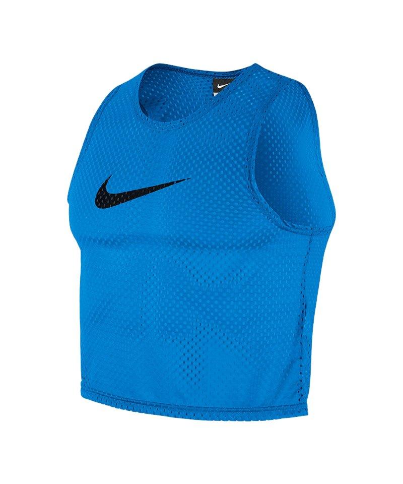 Nike Kennzeichnungshemd Training BIB Blau F406 - blau