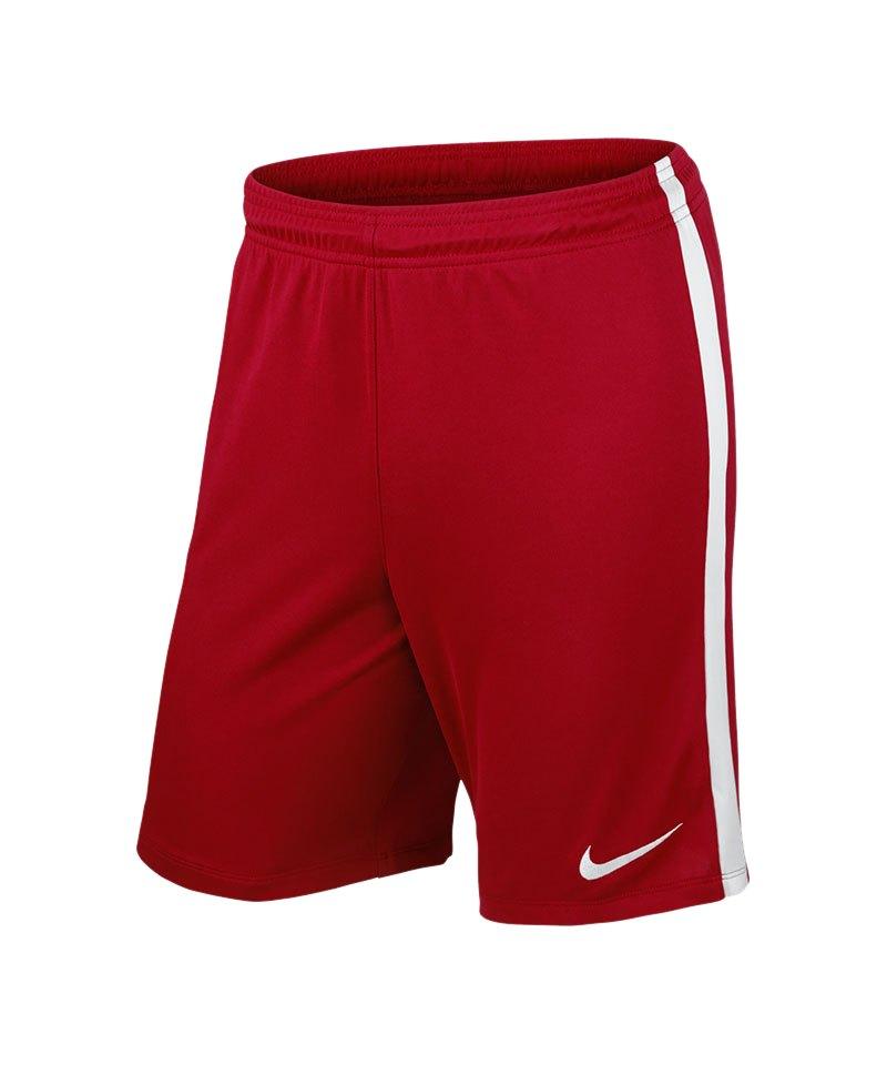 Nike Short ohne Innenslip League Knit F657 Rot - rot