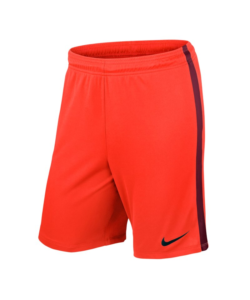 Nike Short ohne Innenslip League Knit F671 Rot - rot