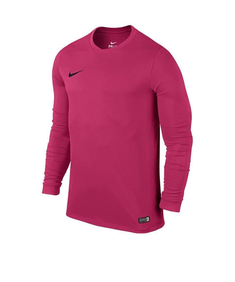 Nike Langarm Trikot Park VI F616 Pink - pink