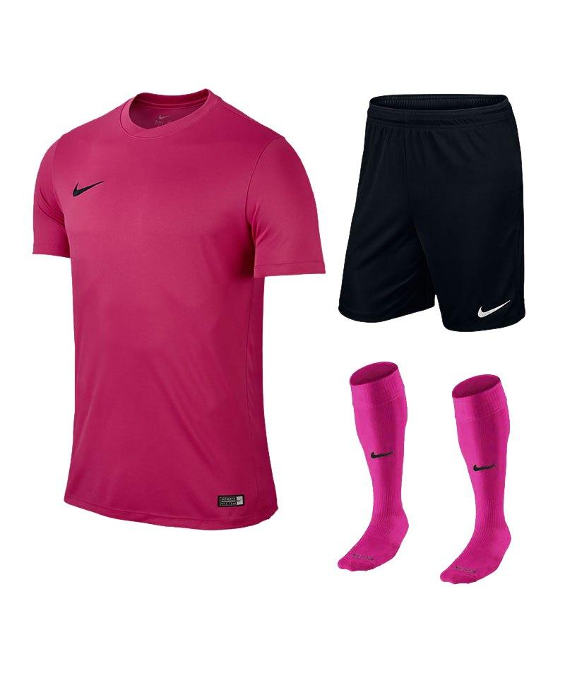 Nike Park VI Trikotset kurzarm F616 Pink - pink