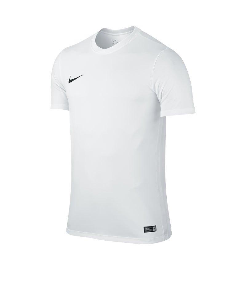 Nike Kurzarm Trikot Park VI F100 Weiss - weiss