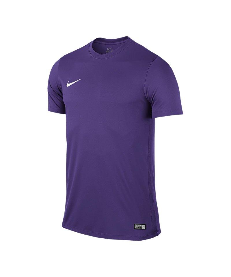 Nike Kurzarm Trikot Park VI F547 Lila - lila