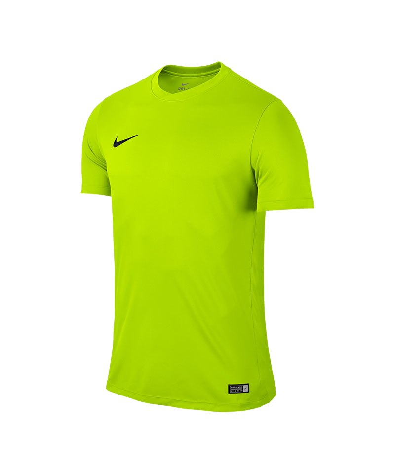 Nike Kurzarm Trikot Park VI F702 Gelb - gelb