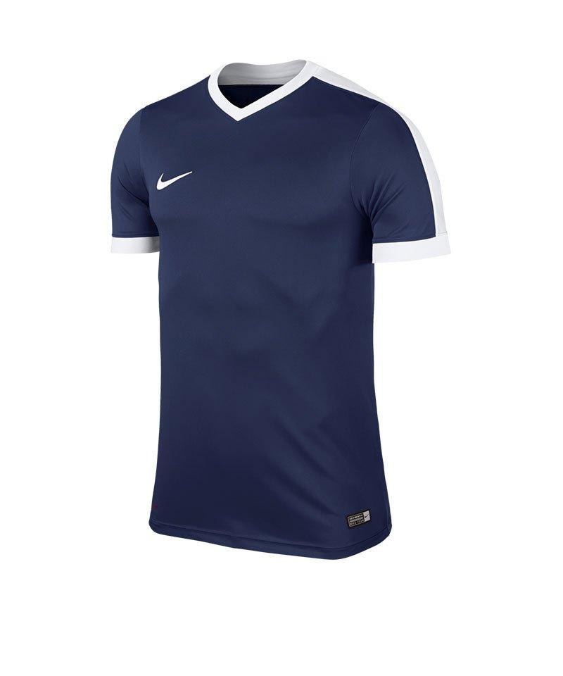 Nike Kurzarm Trikot Striker IV F410 Blau Weiss - blau