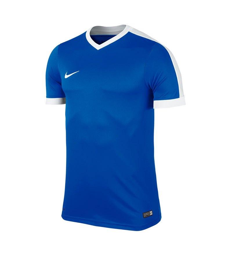 Nike Kurzarm Trikot Striker IV F463 Blau Weiss - blau