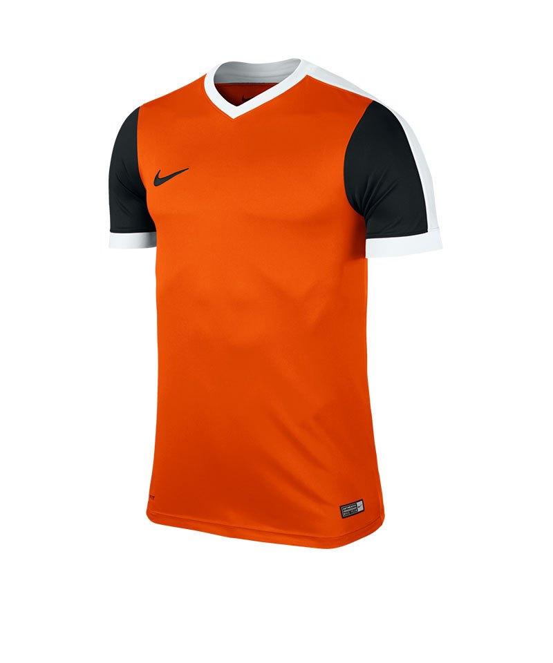 Nike Kurzarm Trikot Striker IV F815 Orange Schwarz - orange
