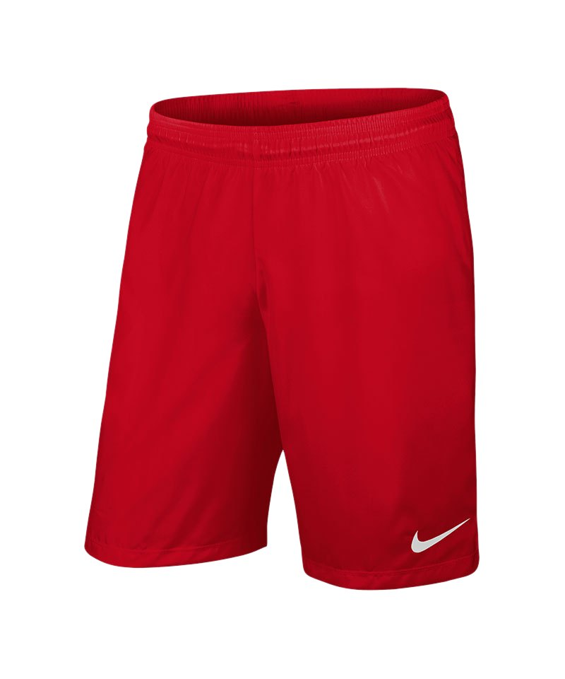 Nike Short ohne Innenslip Laser III F657 Rot - rot